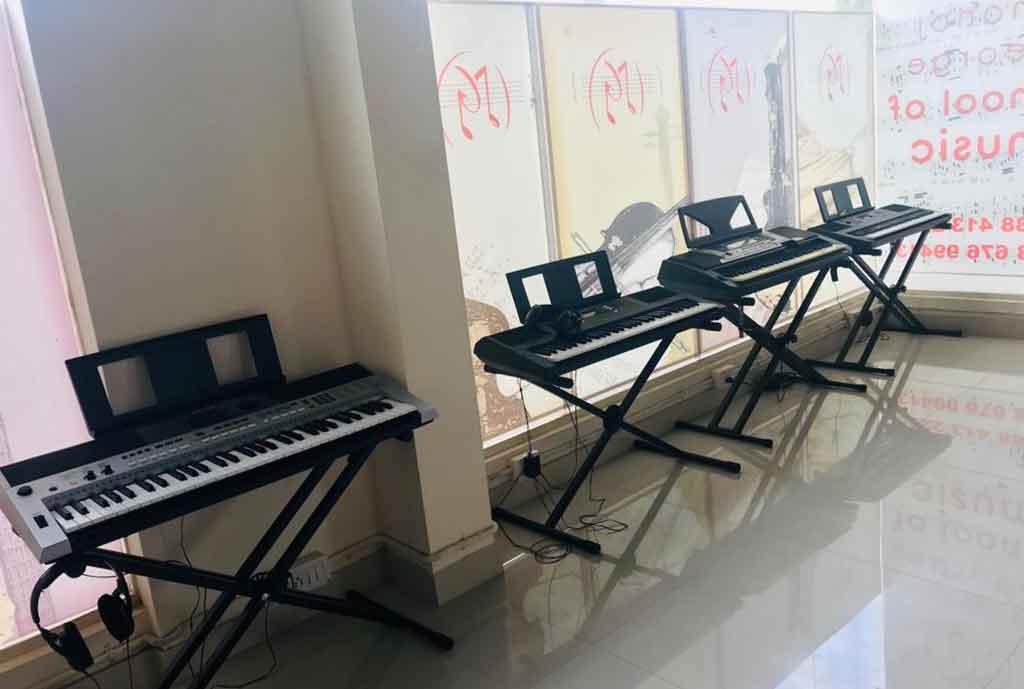 Music School in Sarjapur Road