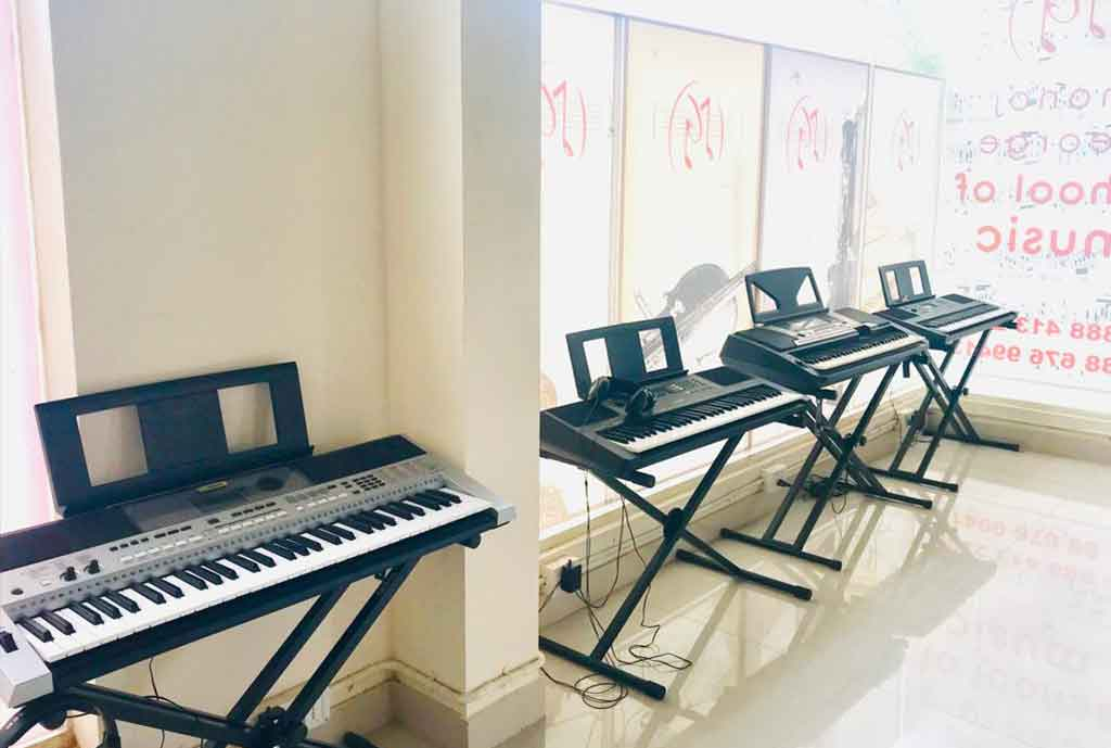 Music school in bangalore